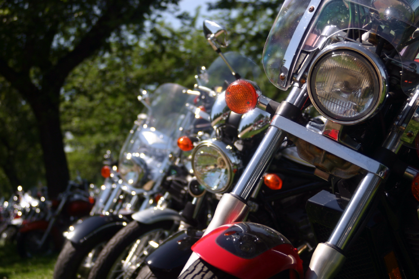Motorcycle Property Damage Attorney